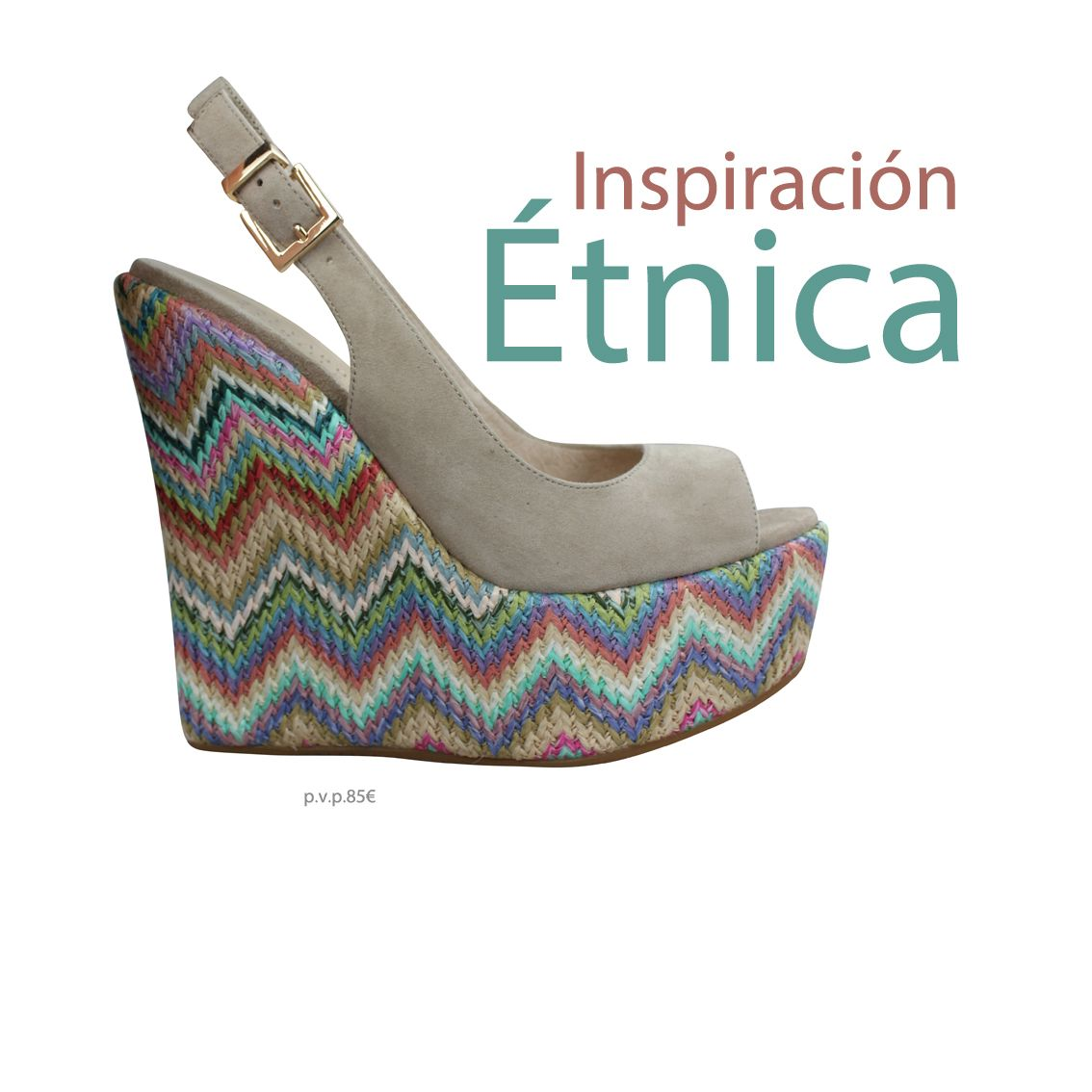 #shoes #sandalias #especial #etnicas #style #instfashion #inspiration #instamood #musthave #trivial #newcollection #salvadorbachiller #girls #spring
