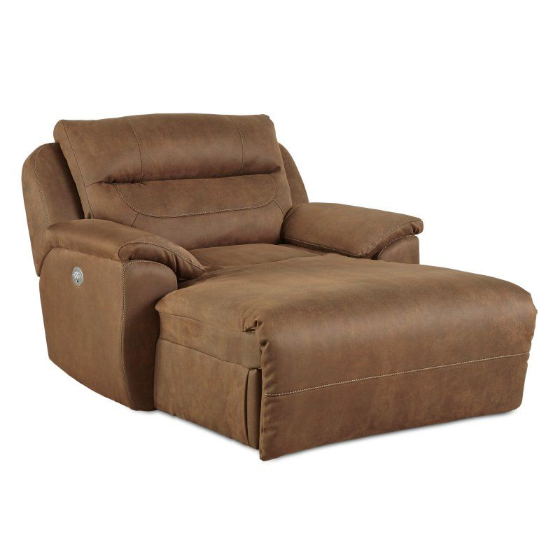 Recline Designs Pinnacle Chair And A Half Chaise With