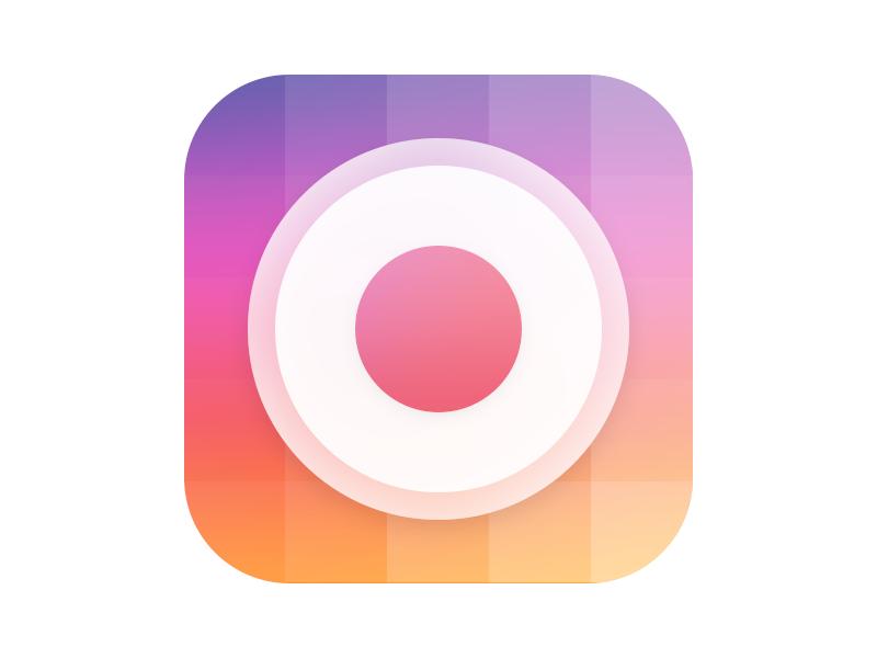 Secret iOS Icon Ios icon, Android icons, App icon design