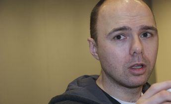 At heelsports.com - What If Karl Pilkington was a GM?