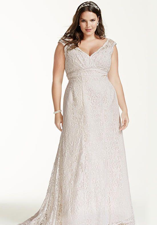 6dcf4a35d Si usted está buscando un vestido de novia que le quede bien siendo una  mujer gordita
