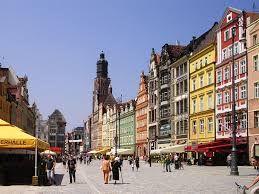 Resultado de imagen de polonia ciudad