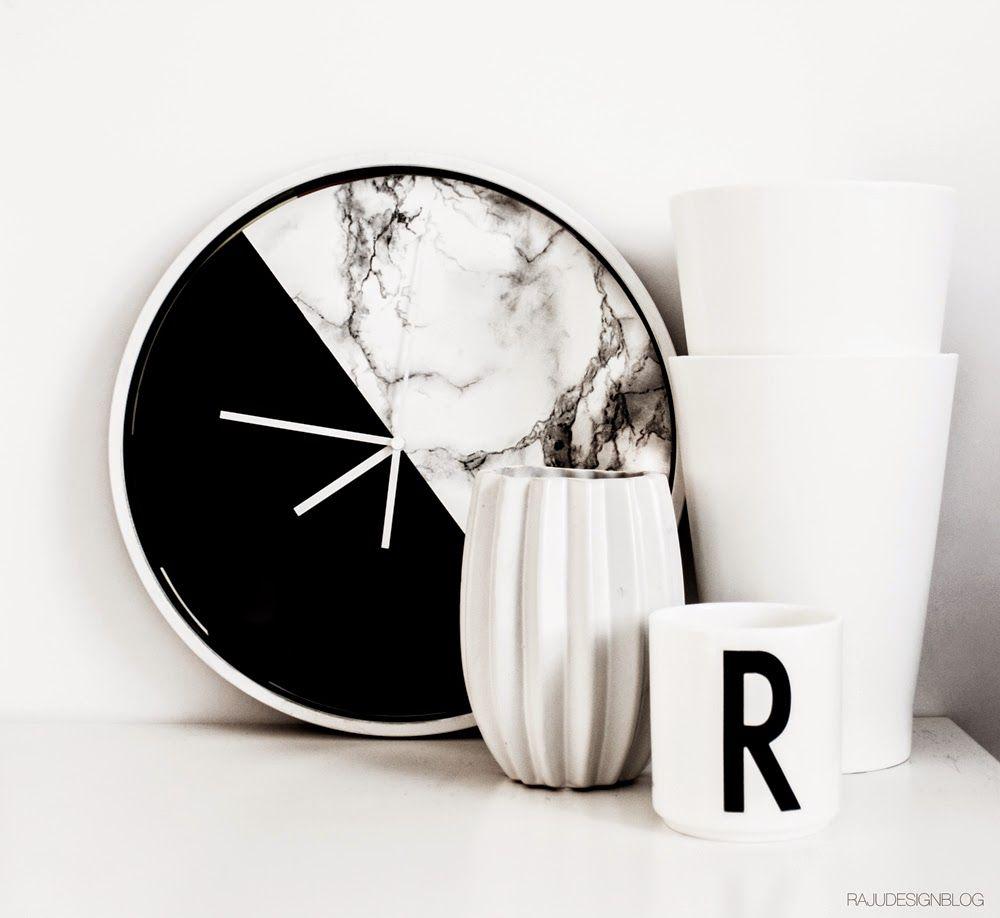 DIY wall clock background update by RAJU Design blog