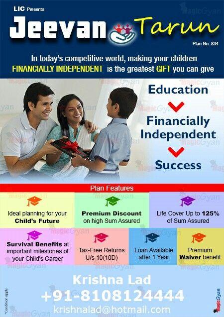Jeevan Tarun Krishna Lad Life Insurance Marketing You Are The