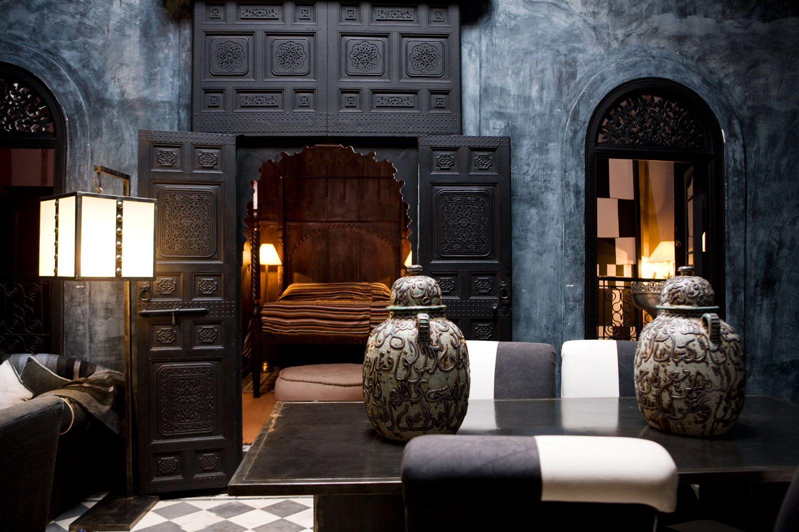 Fermare il tempo con un soggiorno a #Marrakech ecco a voi ...