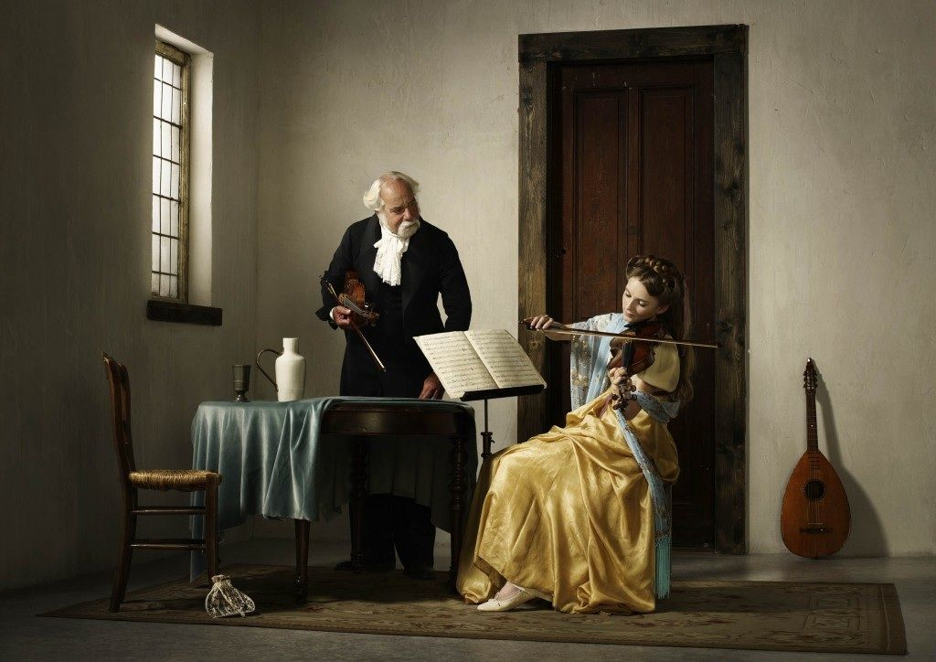The Look: Erwin Olaf - BSI Music Lesson