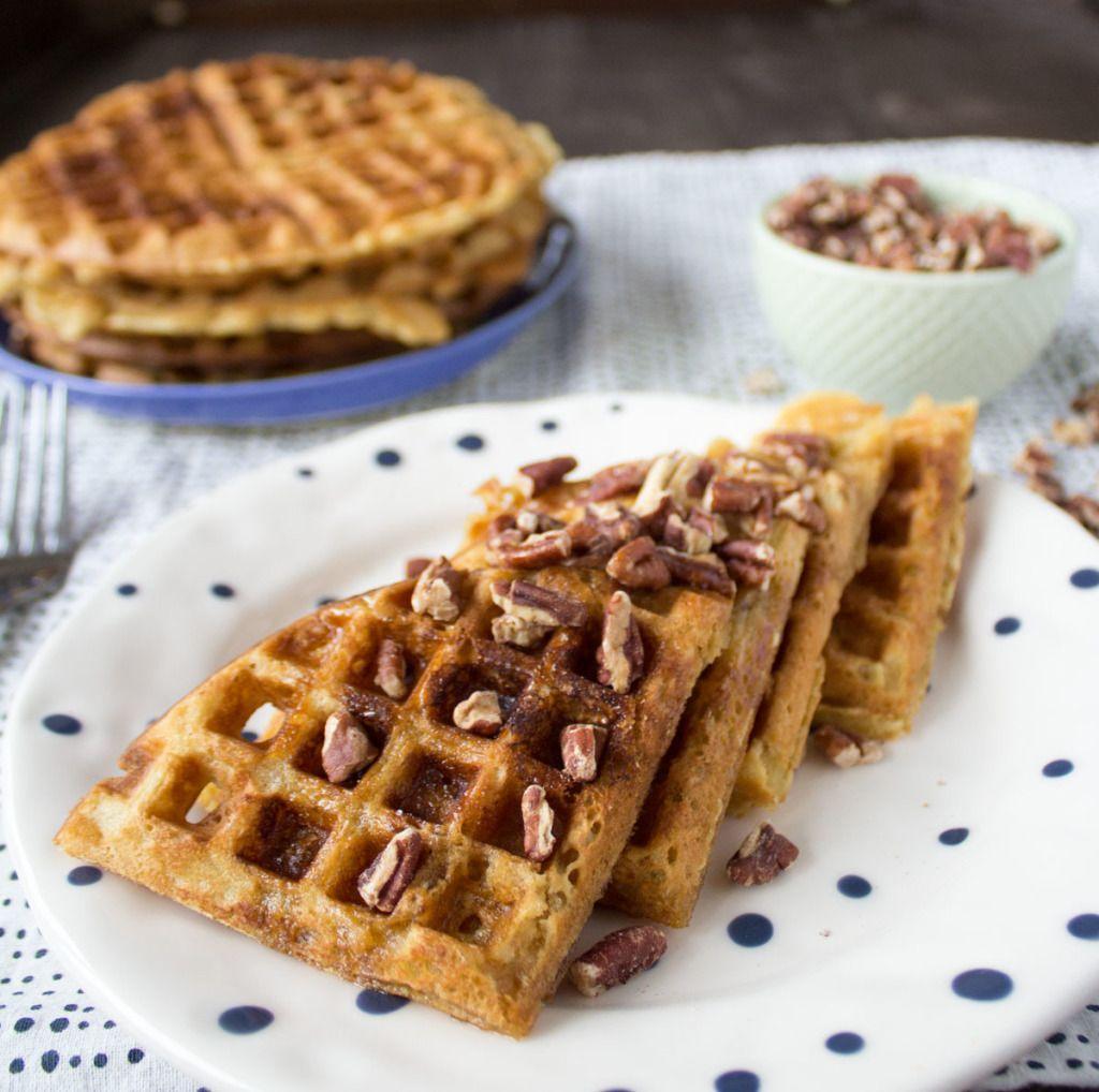 Vegan Buttermilk Waffles Video Vegan Waffles Buttermilk Waffles Waffle Recipes