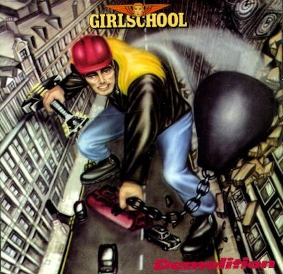 "Girlschool, Demolition (3.70): I had fun listening to this one in the car this morning while my daughter spelled out her spelling words in preparation for a test today. She's stuck on ""spot"" and ""stamp,"" She giggled as I spelled them out for her in time with the music on ""Not for Sale,"" the second track on this album. Music is so much fun. 9/16/16"