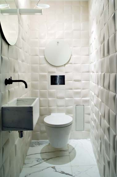 تصاميم ديكورات حمامات شورات و دورات مياه مودرن و فاخرة Modern Bathroom Bathroom Design Trendy Bathroom Tiles