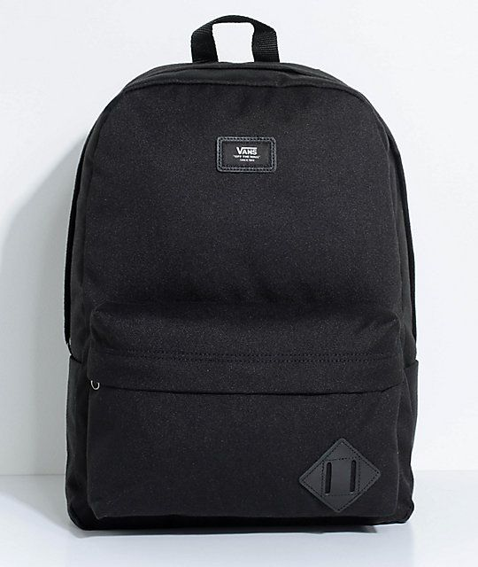 b691f16a48e9ed Vans Old Skool II Black 22L Backpack