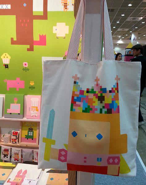 Seoul Character & Licensing Fair by Elizabeth Soo, 2014