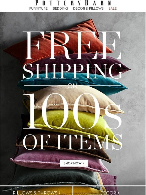Lighten your load: FREE SHIPPING on 100s of items ...