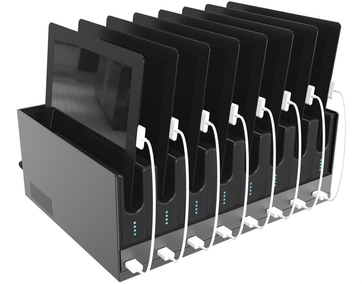 Multiple Ipad Charging Station Management