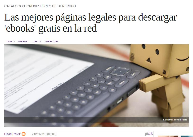 ABSOLUTAMENTE TODOS Los SITIOS Donde Descargar LIBROS