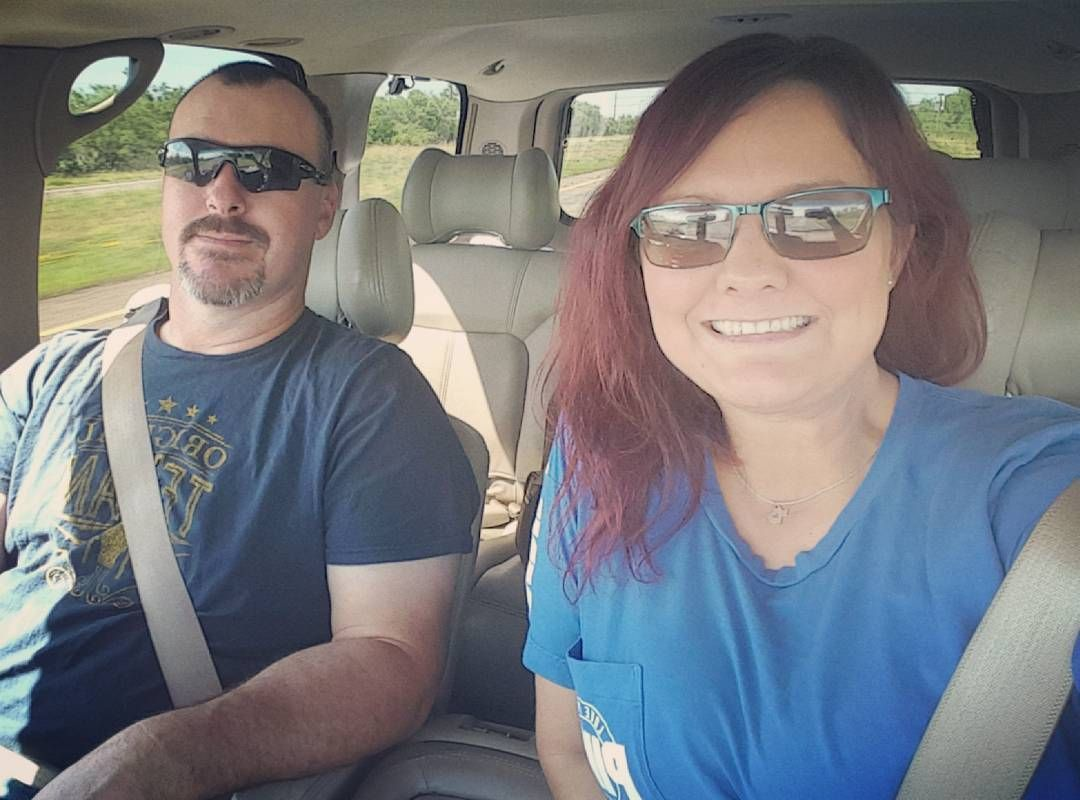 Rangers bound with Texas Country on the radio. #RangersBaseball #Baseball #TexasIsHome #TexasCountry #Blessed #LivingTheDream #FutureMrsGoss #ILoveThisMan