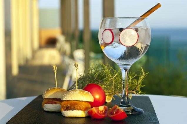 Sabor A Vacaciones Gin Tonic Gin Recetas Favoritas
