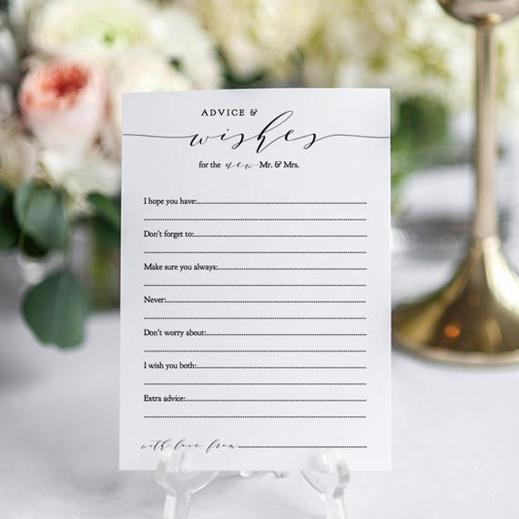 Mr And Mrs Quiz Questions: Advice & Wishes Cards, Mr And Mrs, Mrs And Mrs, Mr And Mr