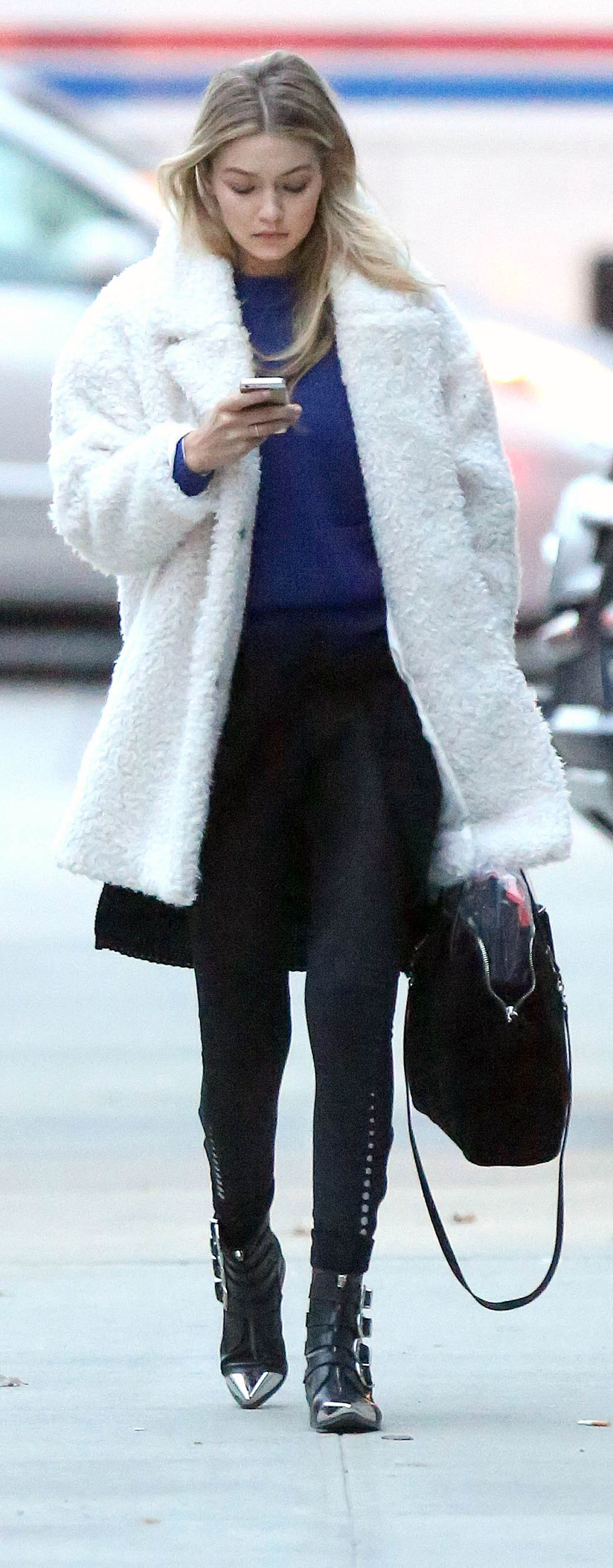 A Coat Like Gigi's Means You Don't Have to Choose Between