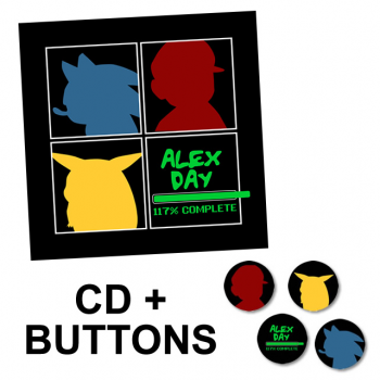 Tis Alex Day singing about video games, THIS NEEDS TO BE IN MY LIFE!
