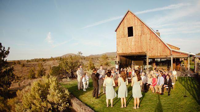 Bend Oregon Weddings Brasada Ranch Resort