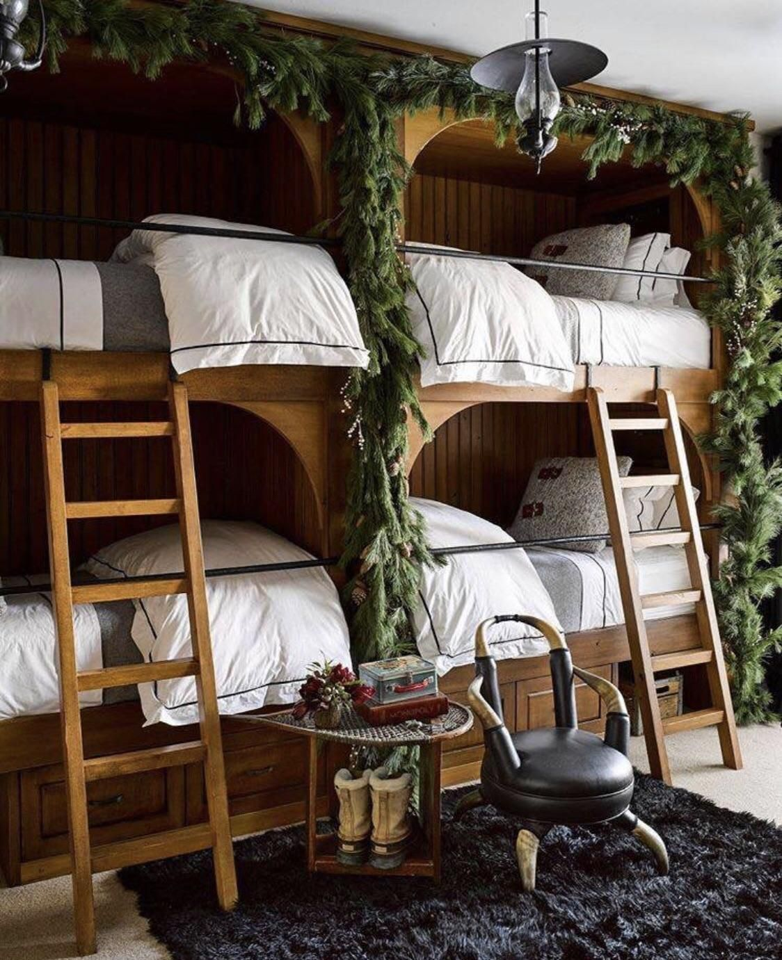 Pin by Alesha Matthes on Bunk beds in 2020 Bunk beds