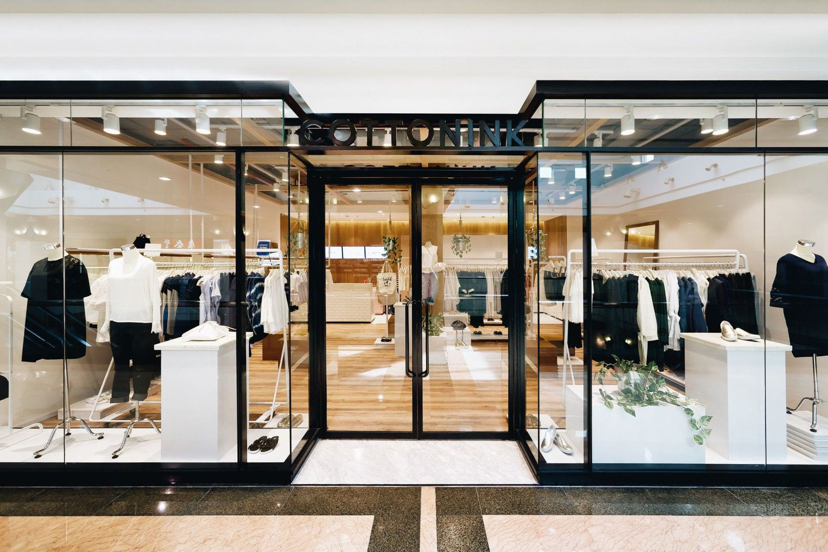 Contemporary, Modern Shopfront Cottonink Jakarta