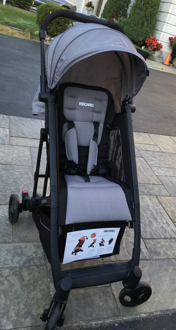In this Recaro Easylife Stroller Review, I will present to