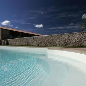 Amazing Swimming Pool At Hotel Relais Corte Guastalla Sona Italy