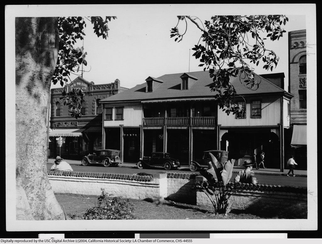 Usc Libraries Digital Collections Los Angeles History Alta California Usc Library