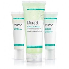 Skin Care Products For Rosacea Murad Rosacea Treatments Dry Skin Treatment Skin Cleanser Products Dry Skin Cleansers