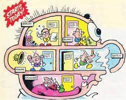 comic strip the beezer - Google Search