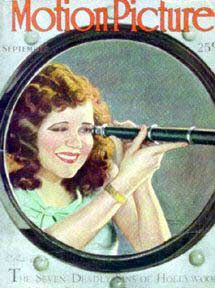 Bow044 - Clara Bow - Silent Movie Star