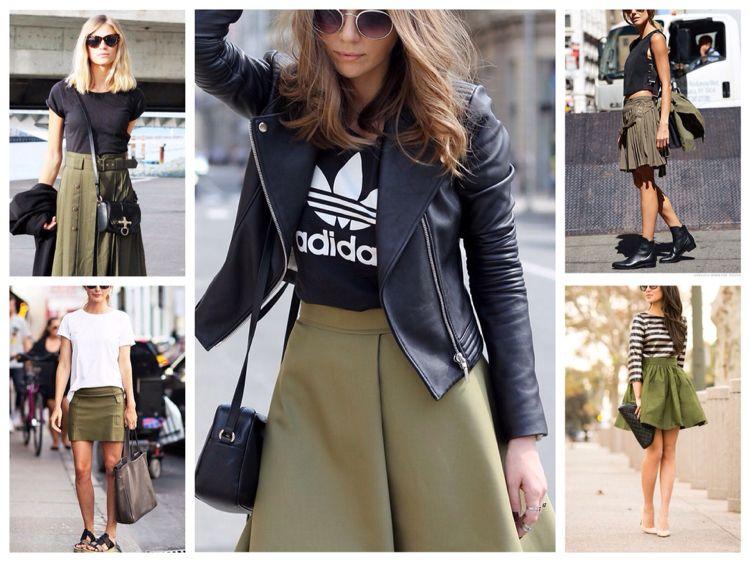 Welche Farbe Passt Zu Khaki So Kombinieren Sie Die Trendfarbe