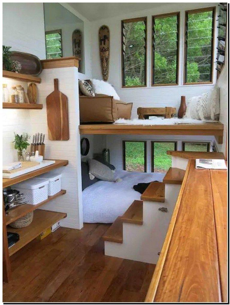 Idea By Samantha Koler On For The Home Of My Dreams Tiny House Interior Design Tiny House Decor Tiny House Design