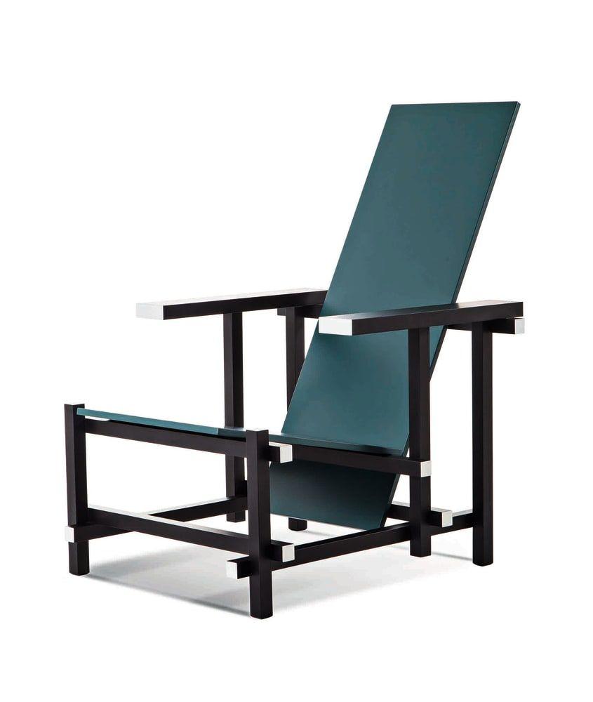 Rietvelds Sitzmöbel Für Cassina Ad Magazin Möbel Stühle Und