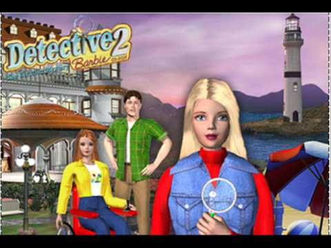 Barbie Detective 2 The Mystery Vacation Mystery Vacation