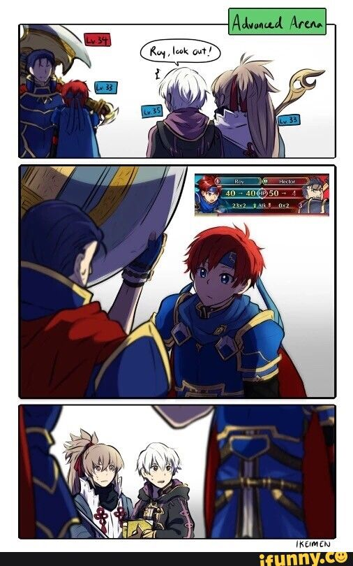 When Roy is your boy
