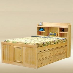 Captain's Beds | Kids Furniture Los Angeles, West Los Angeles