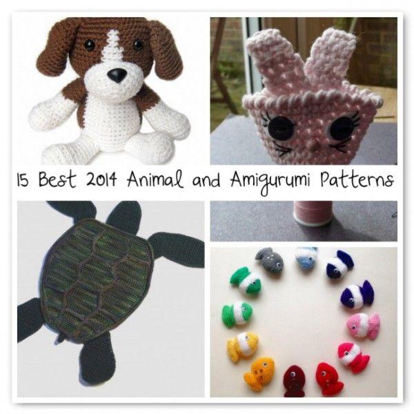 crochet animal patterns | Amigurumis | Pinterest