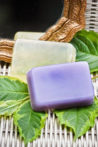 DIY Deluxe Aloe Vera Soap Kit - Learn how to make your own soap