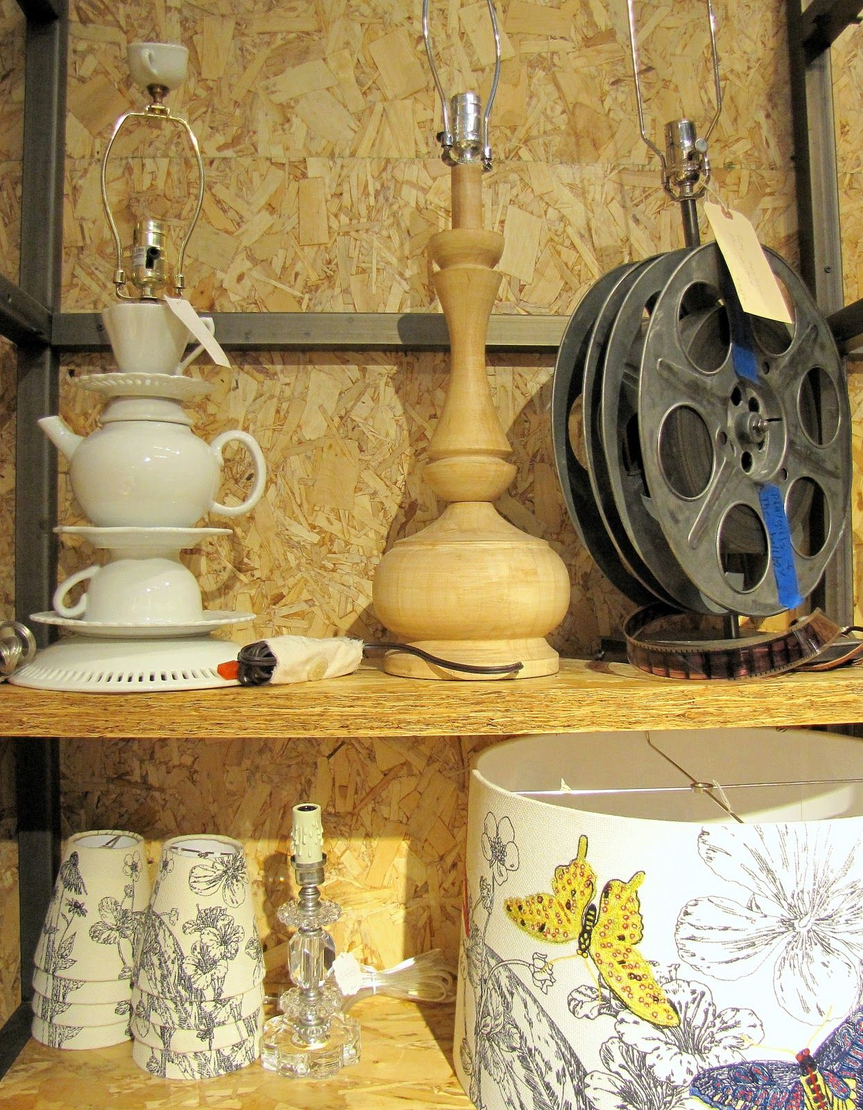 Diy Knock Off Shelves: Goodbye, House. Hello, Home! Homemaking, Interior Design