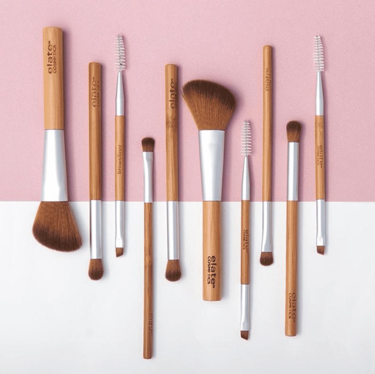 10 Vegan Makeup Brushes To Add To Your Beauty Collection Vegan Makeup Brushes Vegan Makeup Eco Friendly Makeup