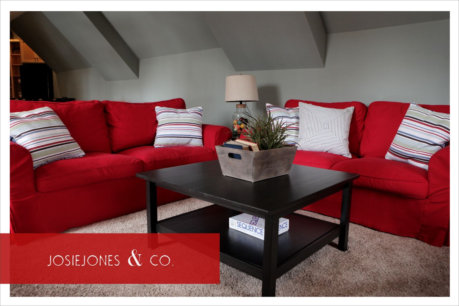 Wall Color Ideas For Dining Room That Will Serve As A Lounge With My Red Couch