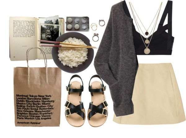 """""""old street"""" by iconised ❤ liked on Polyvore"""