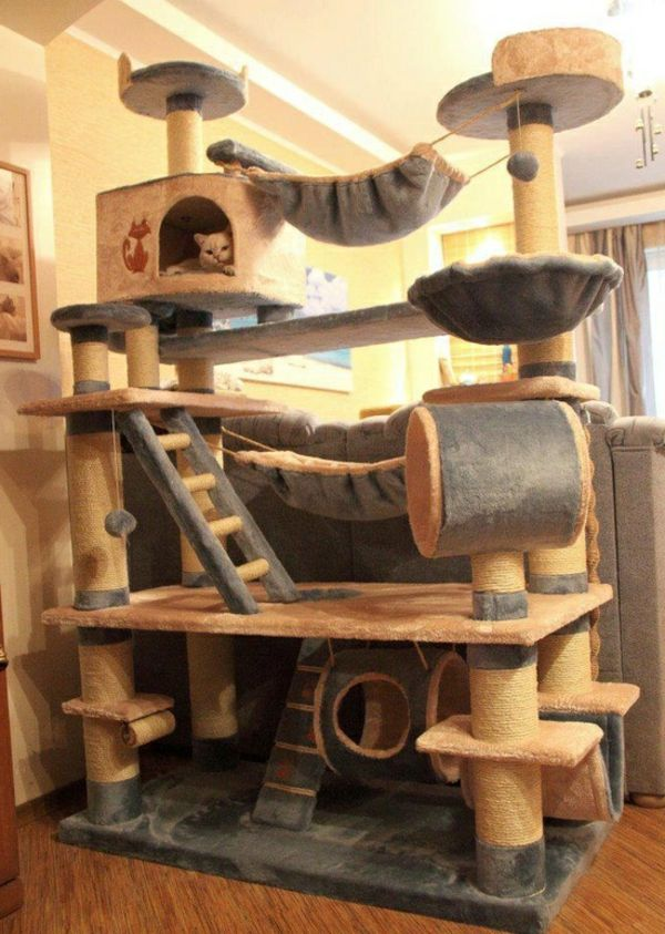 maison en bois pour chat cr ation bois palette chat. Black Bedroom Furniture Sets. Home Design Ideas