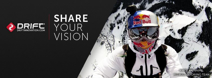 Red Bull Skydive Team Over Kitzbuehel With The Drift Hd