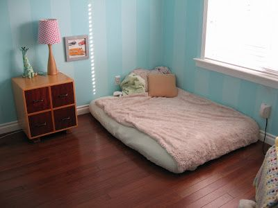 The Montessori Child at Home: Bedrooms