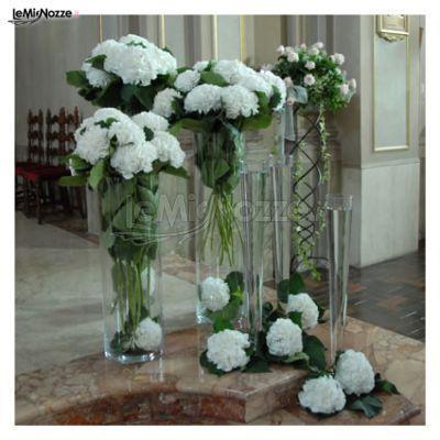 Addobbi Chiesa Matrimonio Ricca Galleria Di Immagini Di Addobbi Floreali Per Il Matrimo Fiori Per La Chiesa Da Matrimonio Addobbi Floreali Matrimonio Ortensie