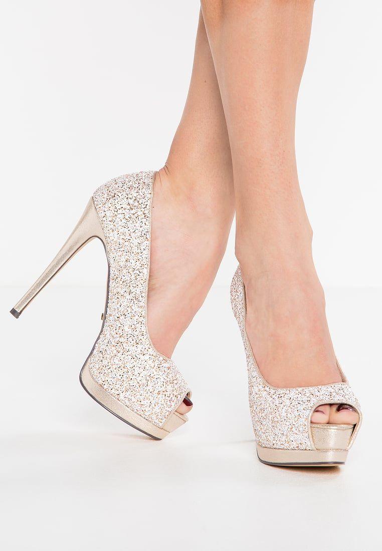zalando scarpe eleganti con plateau