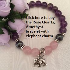 Fertility Bracelet Rose Quartz Amethyst Uses The Art And Science Of Feng Shui